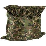 Zitzak met een camouflageprint - Alterego Design