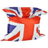 Zitzak in de kleuren van de Engelse vlag - Alterego Design