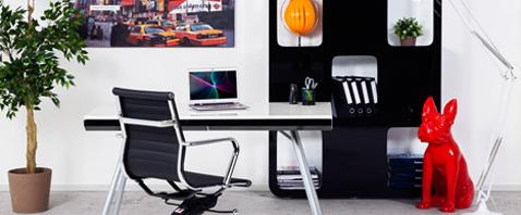 Uw eerste appartementje inrichten - Bureau