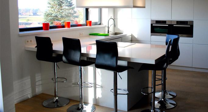 Barkruk voor keuken - Alterego Design