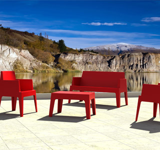 Rode tuisalon PLEMO - Alterego Design