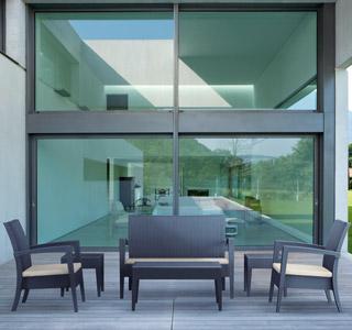 Tuinsalon TENERIFE lounge en design - Alterego Design