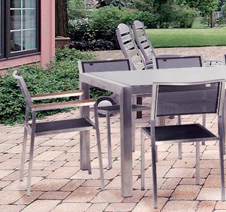 Terrasstafel VILLA - Alterego Design