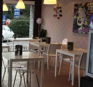 Interieurdecoratie - Broodjeszaak - La Pause Gourmande