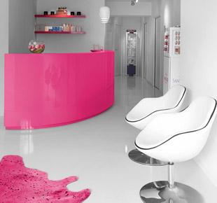 Interieurdecoratie - Schoonheidsinstituut - Beauty Gentiane