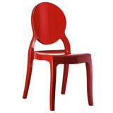 Rode stoel ELIZA - Alterego Design