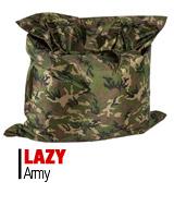 Valentijndag - Poef LAZY ARMY - Alterego Design