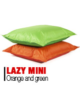 Valentijndag - Poef LAZY MINI - Alterego Design