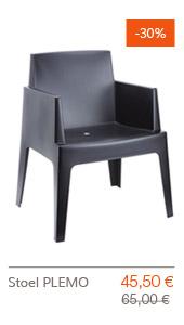 SUPER SOLDEN Altergo Design - PLEMO stoel