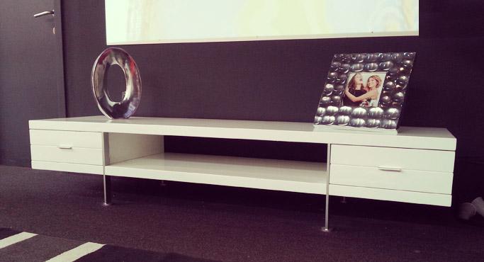 Design tv-meubel CINEMA - Alterego Design
