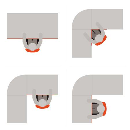 Het blad van uw bureau - Alterego Design