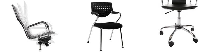 Gewone bureaustoel - Alterego Design