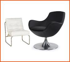 De loungefauteuils - Alterego Design