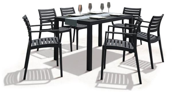 Horeca professioneel terrasmeubilair alterego belgi - Overdekt terras voor restaurant ...